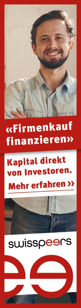 swisspeers_Firmenkauf finanzieren