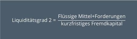 liquiditätsgrad 2_formel