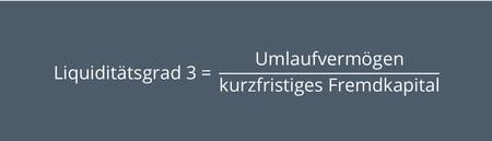 liquiditätsgrad 3_formel